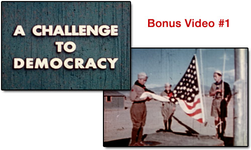 A Challenge to Democracy