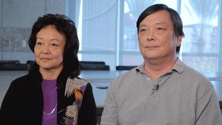 Judy & Danny Hayami